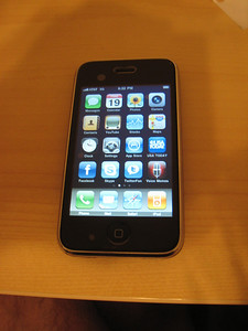 My iPhone 3G