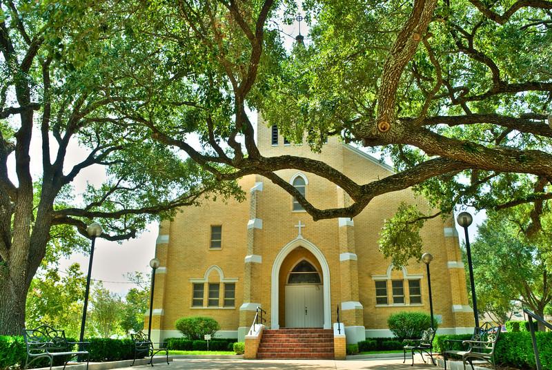 St. Stanislaus Catholic Church, Anderson, Texas