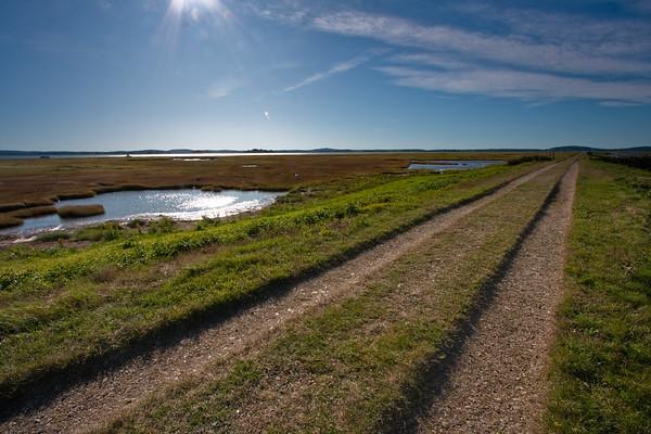 at Parker River National Wildlife Refuge