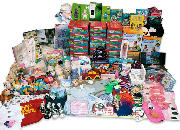 Christmas Gift Collection from Pic and Mix PR