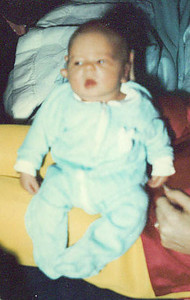 Me at four days old (fourdaysold)