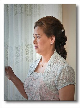 Anxious Bride
