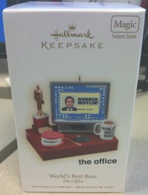The Office Hallmark Keepsake Ornament