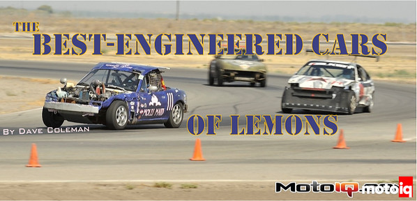 best engineered cars of lemons