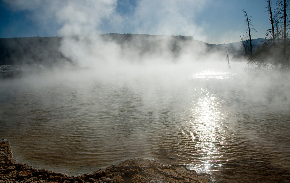 UNESCO World Heritage Site #94: Yellowstone National Park