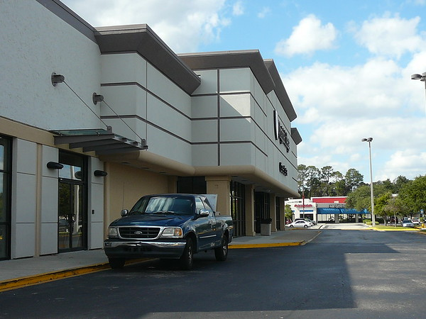 this short lived rowes supermarket at university and beach is now the home of virginia college at jacksonville