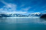 Hubbard Glacier, Alaska from the bay