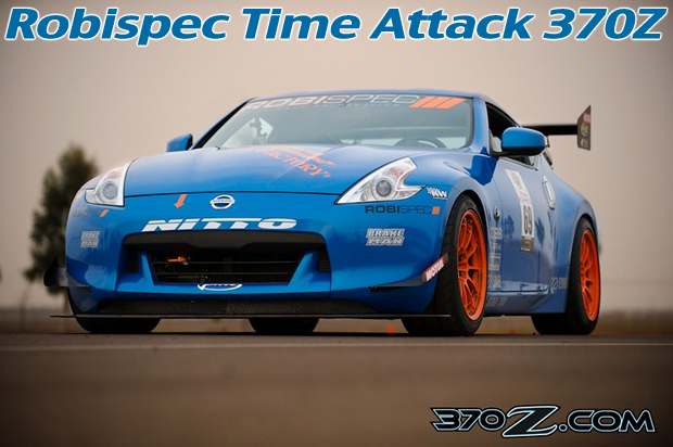 Robispec Badass 370z street class time attack car