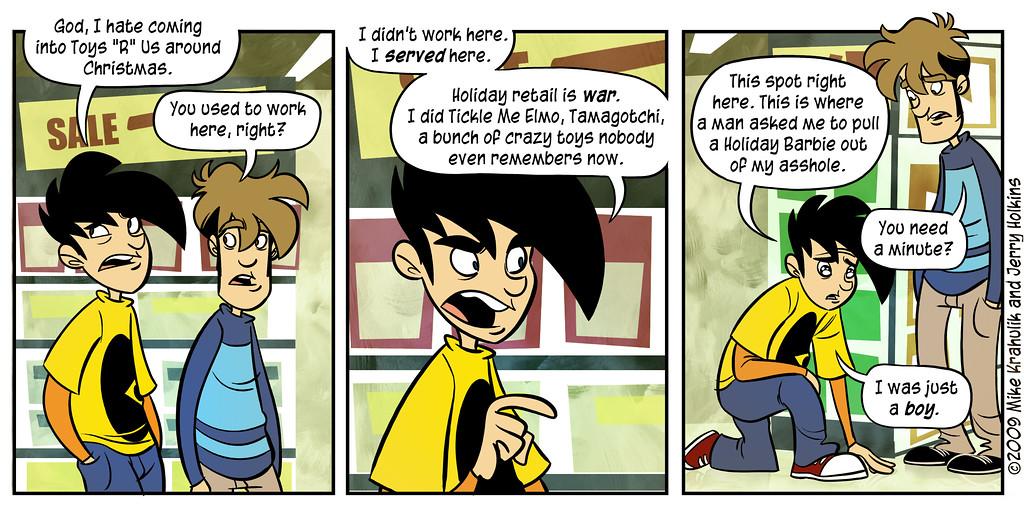 Retales, Part One