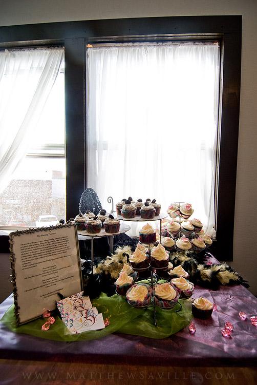 Photog Shootout Cupcakes