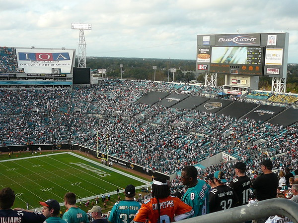 67110e10 New Jaguars scoreboard could permanently solve tarp issue - Big Cat ...