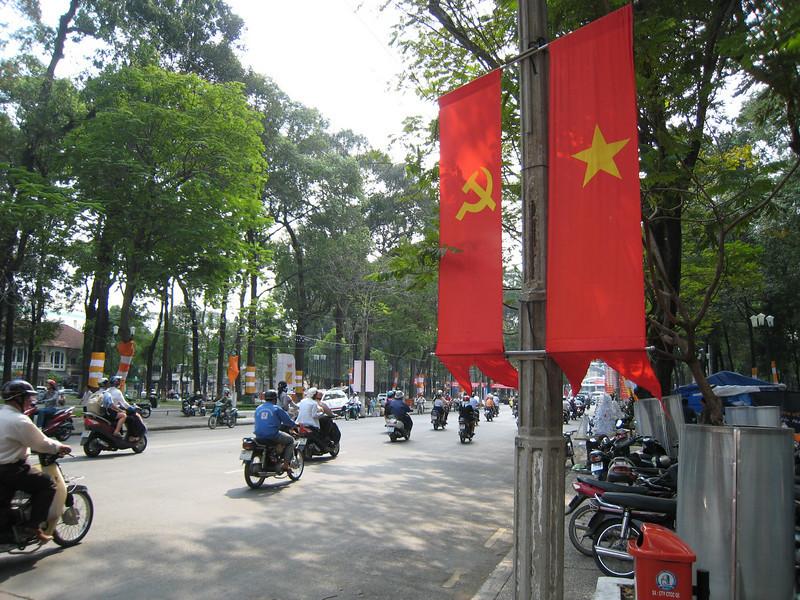 HCMC main street