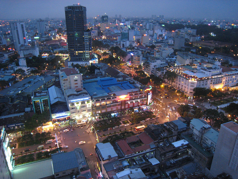 HCMC skyline