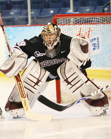 Hockey East: A Look Back At Kings' Goalie Jonathan Quick When He Was With The UMass Minutemen