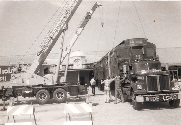 Springfield Subway Car Mystery Solved | Metro Jacksonville