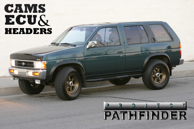 Project Pathfinder Cams, ECU's, & Headers