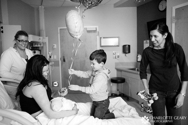 Colorado Springs birth photography