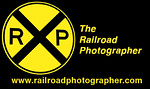 Railroad Photographer Logo