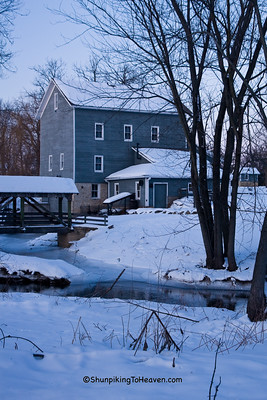 Beckman Mill, Rock County, Wisconsin
