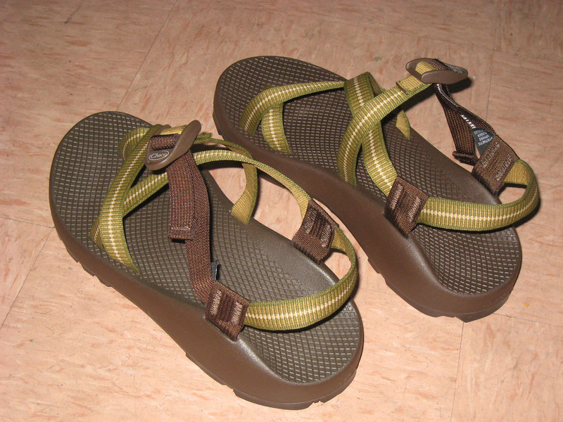 My new Chaco sandals