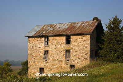 Old Stone Creamery, Sauk County, Wisconsin