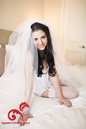 Dallas bridal boudoir photography