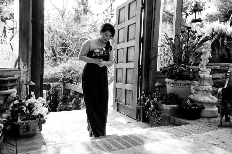 tivoli terrace wedding photo, bridesmaid,