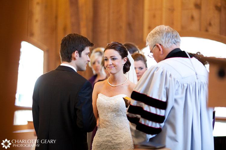 Vail Interfaith Chapel wedding