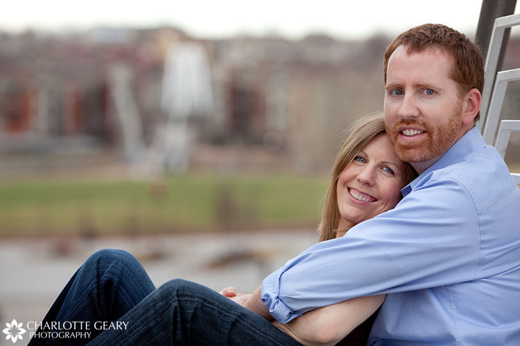 Denver engagement portraits