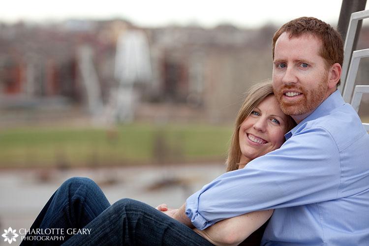 Denver engagement portraits