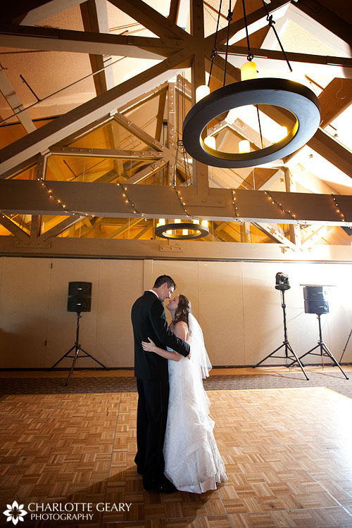 Chateau at Incline Village wedding reception