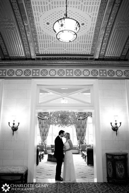 Broadmoor wedding