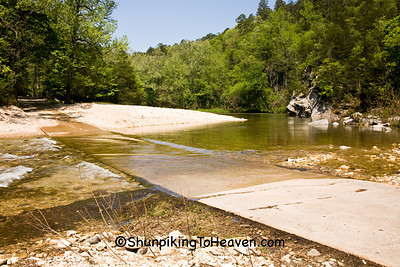 Sylamore Creek, Stone County, Arkansas