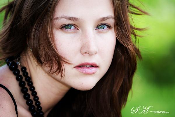 model Katie