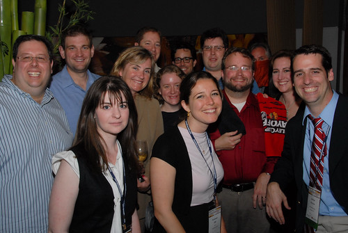 Twitter meet-up at InsideCounsel's 10th Annual SuperConference