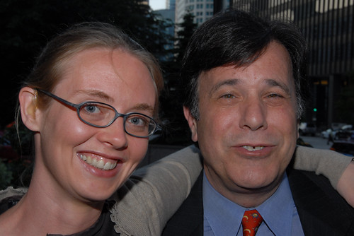 Amy Derby and Scott Greenfield