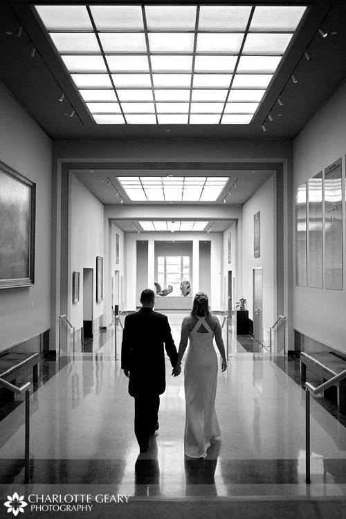 Fine Arts Center wedding in Colorado Springs