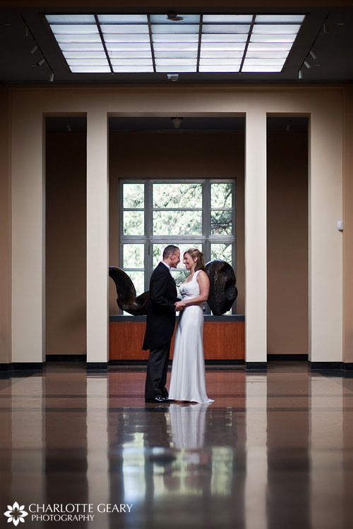 Wedding at the Colorado Springs Fine Arts Center