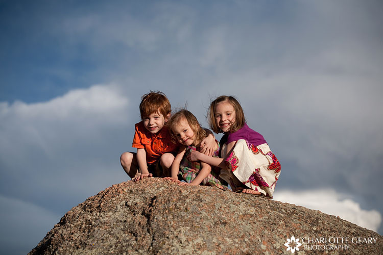 Colorado Springs family portraits