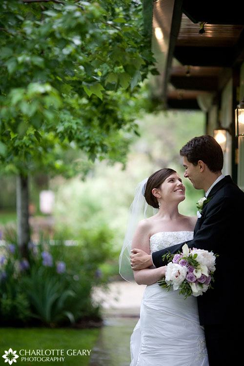 Greenbriar Inn wedding in Boulder