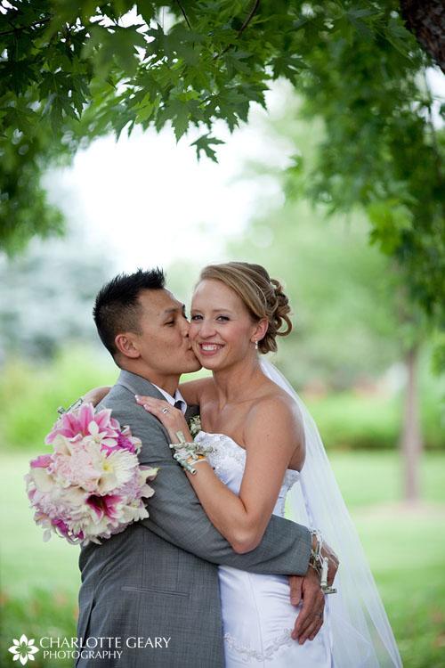 Hudson Gardens wedding