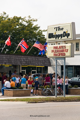The Whippy Dip, Decorah, Iowa