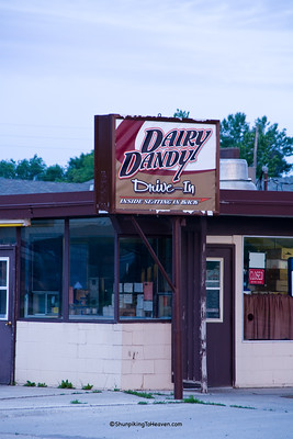 Dairy Dandy Drive-In, Sheldon, Iowa