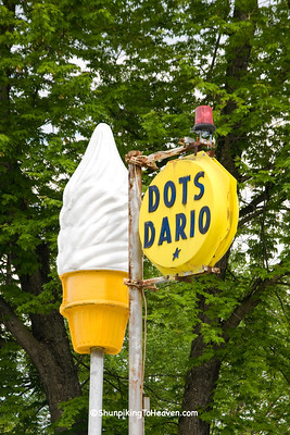 Dots Dario, McDowell County, North Carolina