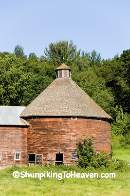 Round Barn Complex, Jackson County, Wisconsin