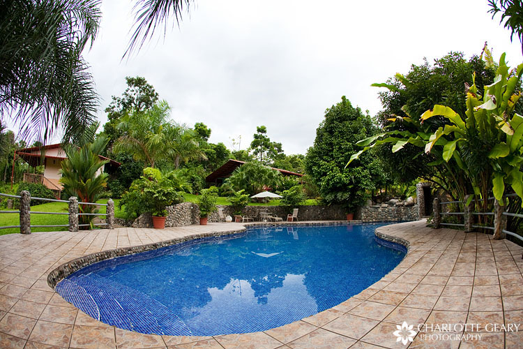 Blue Banyan Inn pool