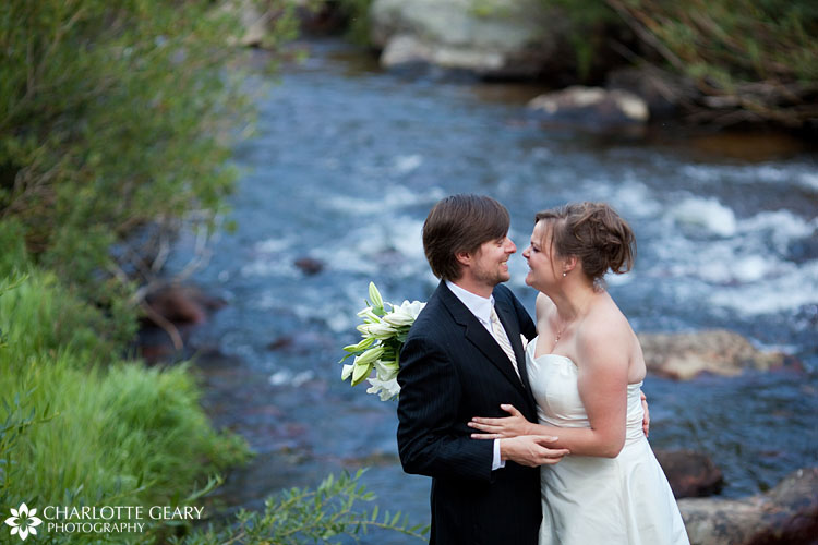 Wild Basin Lodge wedding