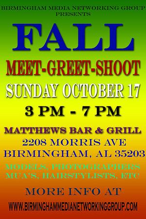 Fall Meet-Greet-Shoot