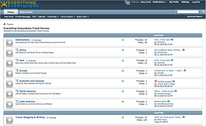 Forum Screenshot