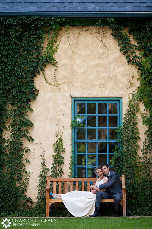 Fountain Valley School wedding